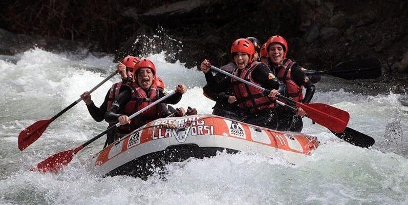 10 consejos básicos para principiantes del rafting
