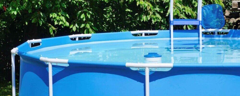 7 ejercicios para entrenar en una piscina desmontable