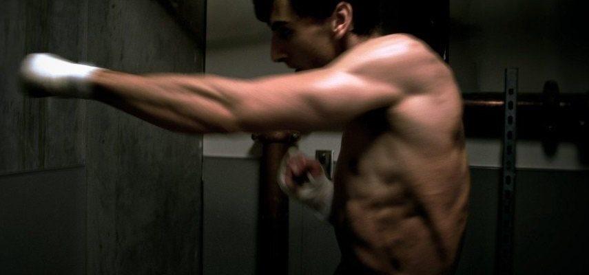 Cómo entrenar boxeo en casa