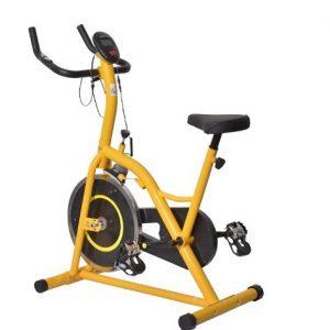 Bicicleta estática Homcom