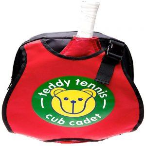 Bolsa para raquetas de tenis Teddy niños mochila