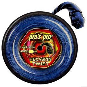Cordaje Tenis Hexaspin Twist