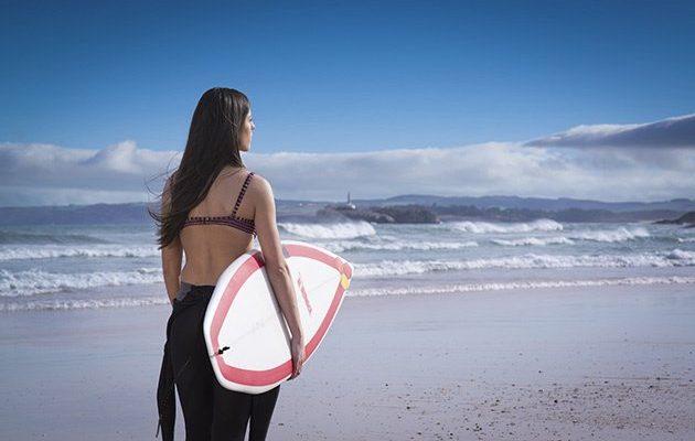 Las 10 mejores playas de España para hacer surf