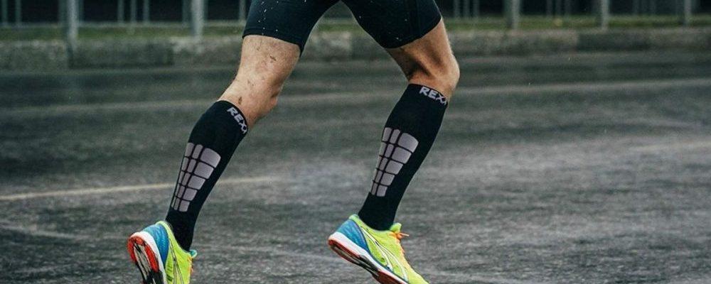 Las 5 mejores medias de compresión de running