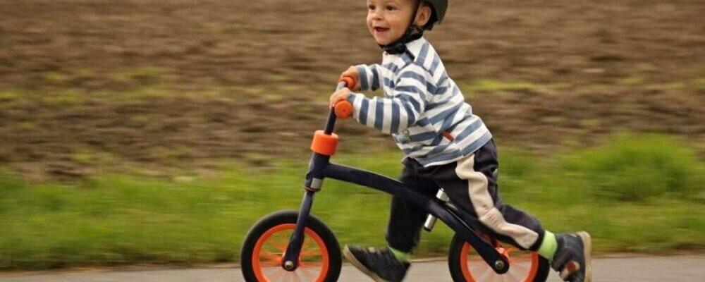 Las 6 mejores bicicletas sin pedales para niños