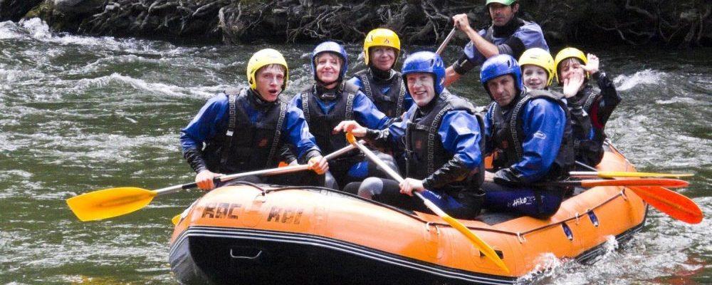 Los 10 mejores ríos de España para hacer rafting