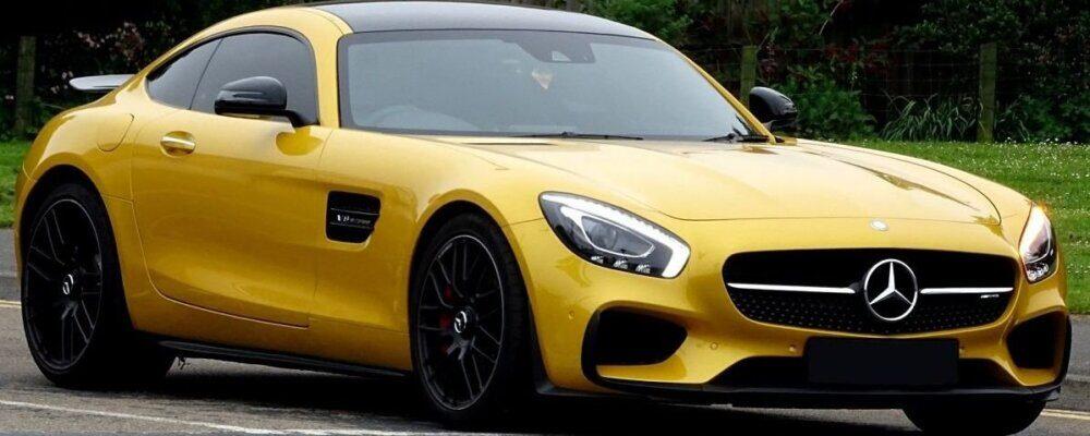 Los 5 mejores coches deportivos de Mercedes-Benz