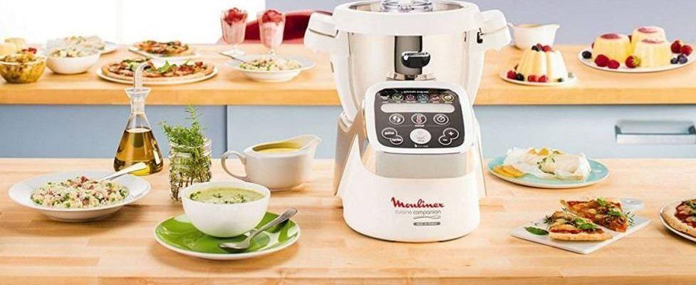 Los 5 mejores robots de cocina para deportistas