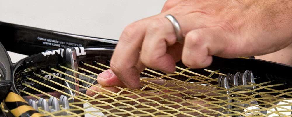 Los mejores cordajes de tenis