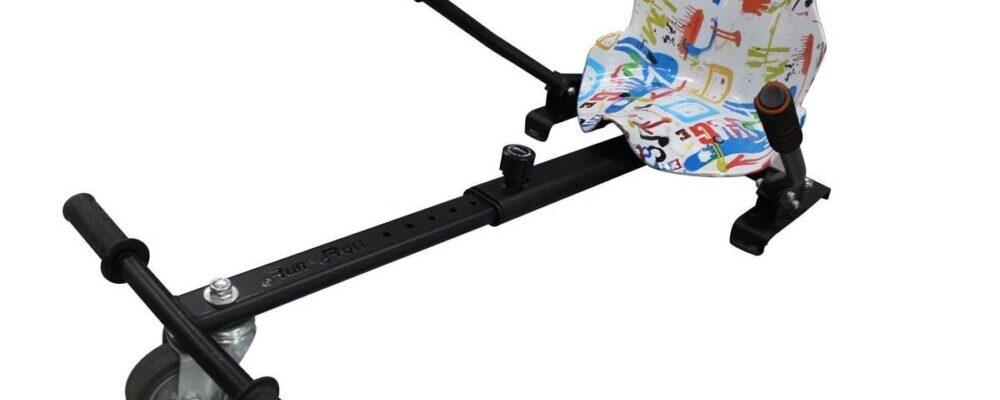 Los 7 mejores hoverboard con silla