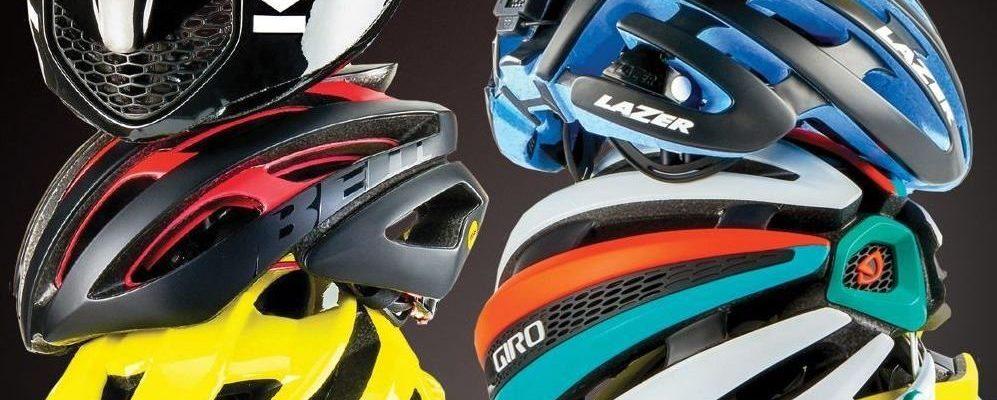 Los 7 mejores cascos de bicicleta de carretera