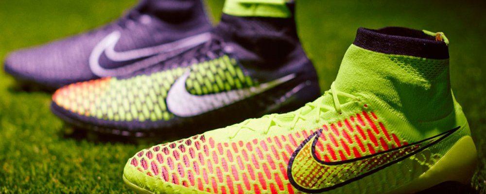 Las 7 mejores botas de fútbol