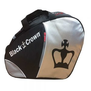 Paletero Black Crown Plata