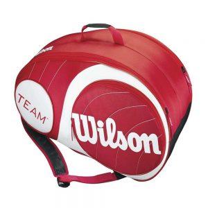 Raquetero Wilson Team 9Pk