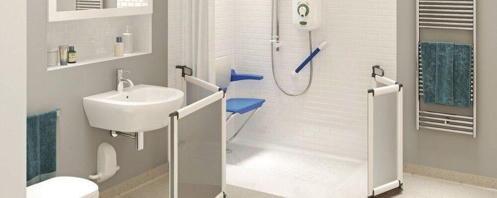 Tips para adaptar un baño para deportistas con discapacidad